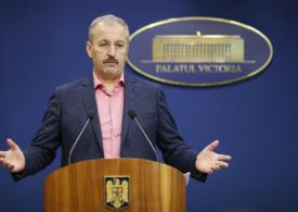 Vasile Dîncu a fost ales președinte interimar al Consiliului Național al PSD. Olguța Vasilescu și Mihai Tudose îl contestă