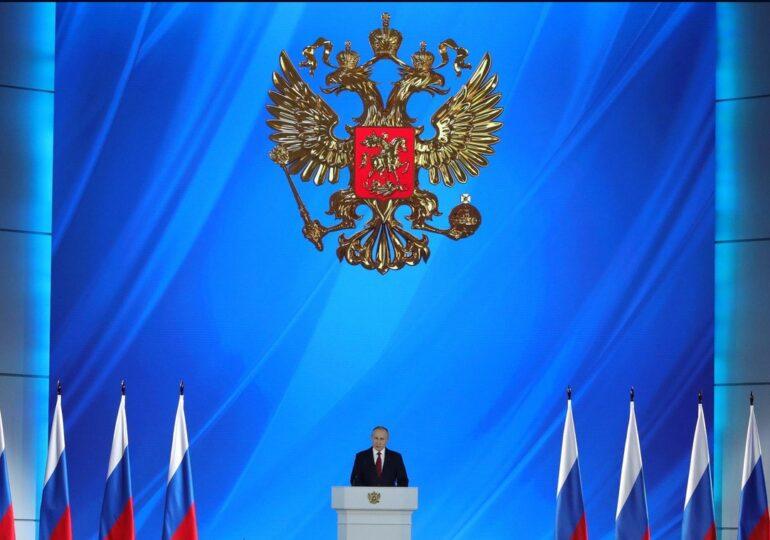 Putin apară modificarea Constituției care-l face președinte pe viață: Constituţia lui Lenin a fost o bombă cu efect întârziat