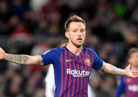 Destinație surprinzătoare pentru starul Barcelonei, Ivan Rakitici