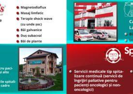 Focar de COVID la un spital privat din Iași: Sunt infectați și angajați, și pacienți