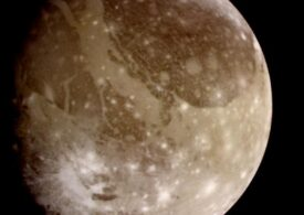 Descoperire de mare impact pe un satelit misterios al planetei Jupiter. Este cea mai mare din sistemul solar