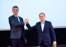 """A început congresul pentru fuziunea USR PLUS. Cioloș spune că este și un """"test"""", Barna zice că USR e aici pentru a guverna"""