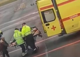 Avionul medical cu Aleksei Navalnîi a ajuns la Berlin