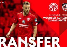 Marius Șumudică a bifat trei transferuri de top la Gaziantep. Ce se întâmplă cu Alex Maxim