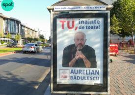 Bădulescu a postat o fotografie cu Iohannis în postura lui Hitler. CNCD s-a autosesizat, PNL cere PSD să-l excludă din partid