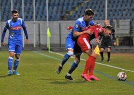 Liga 1: Botoșaniul se distrează cu Poli Iași în derbiul Moldovei