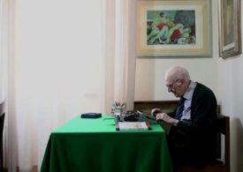A terminat facultatea la 96 de ani, ca şef de promoţie, în plină pandemie