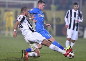 Liga 1: Craiova câștigă la limită
