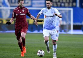 Gigi Becali pregătește două transferuri uriașe de la marea rivală CFR Cluj - surse