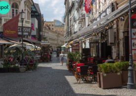 Restaurantele, cinematografele și teatrele din București se închid din nou. Masca devine obligatorie în zona școlilor