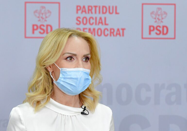Cei 1.000 de euro dați de Firea pentru plasmă vor accelera răspândirea bolii și vor pune în pericol centrele de donare