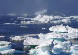 Oamenii de ştiinţă avertizează: În Groenlanda, calota glaciară se topeşte iremediabil