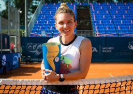 Presa internațională despre succesul Simonei Halep în turneul WTA de la Praga