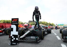 Lewis Hamilton a câştigat Marele Premiu al Spaniei la Formula 1