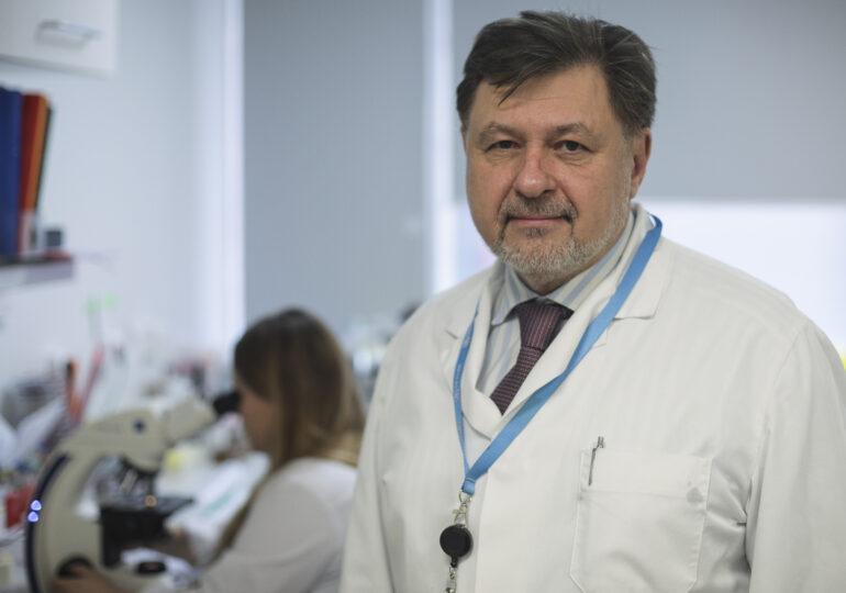 Rafila: Până în decembrie 2020 cel puţin două vaccinuri pentru coronavirus vor fi autorizate
