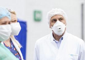 Medicul Virgil Musta: O zi de spitalizare a pacienţilor cu COVID le poate salva viaţa