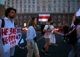 Ucraina vrea să îi primească pe belaruşii care fug de represiune, după ce Kievul şi-a suspendat relaţiile cu regimul Lukaşenko