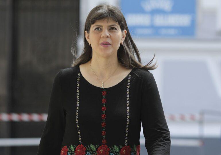 Guvernul a delegat mai mulți procurori pe lângă Parchetul European: E numărul agreat împreună cu Laura Codruţa Kovesi