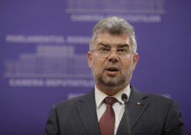 Un singur parlamentar PSD nu a semnat moţiunea de cenzură. Cine este și ce spune Ciolacu despre el