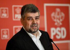 Ciolacu va trimite textul moţiunii de cenzură şi celor de la AUR:  E o diferenţă de 34 de voturi între Putere şi Opoziţie