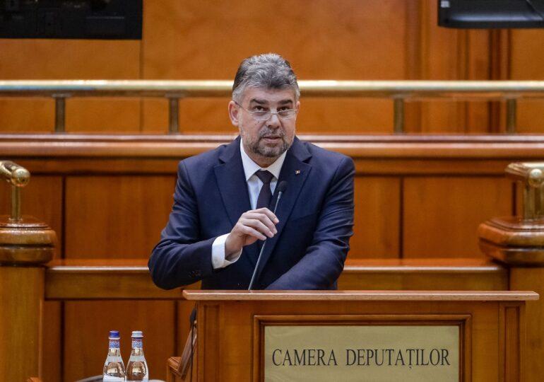 Cât de constituțională e moțiunea de cenzură depusă de PSD?