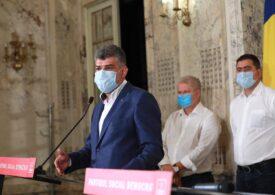 Ciolacu anunță că PSD va depune luni moţiune de cenzură și procesul de votare va fi rapid. Mai spune că va merge la Cotroceni cu o propunere de premier