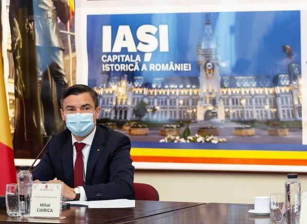 Primarul Mihai Chirica a fost trimis în judecată pentru abuz în serviciu