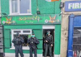 Poliţia nord-irlandeză a arestat pe Heathrow un al zecelea membru din Noua IRA: Suspecții pregăteau acte teroriste