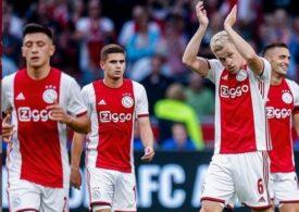 Răzvan Marin, primele momente de strălucire la Ajax după cinci luni