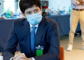 Italia: Vârsta medie a persoanelor infectate a scăzut spectaculos. Ministrul Speranza cere orice sacrificiu pentru a putea deschide școlile