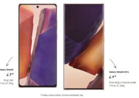 Samsung a lansat Galaxy Note 20 și Note 20 Ultra 5G - Specificații și preț în România (Galerie foto&video)