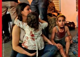 Salvați Copiii lansează un apel pentru intervenție umanitară urgentă în Beirut: copiii trebuie puși la adăpost