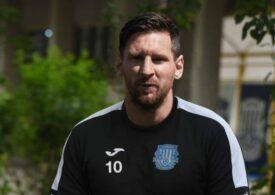 """O echipă din Liga 1 a anunțat """"transferul"""" lui Leo Messi: """"Sperăm să nu ne facă probleme catalanii"""""""