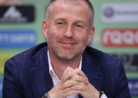 """FCSB schimbă antrenorul: """"Da, m-am înțeles cu Edi Iordănescu"""""""