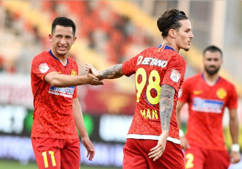 Liga 1: FCSB câștigă la scor cu Astra