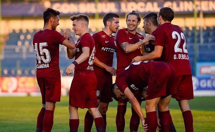 Vestea primită de CFR Cluj înaintea meciului cu AS Roma