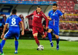 CFR Cluj, eliminată din Liga Campionilor de Dinamo Zagreb la loviturile de departajare