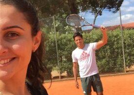 Un tenismen anunță că a fost testat pozitiv cu noul coronavirus