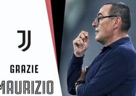 Juventus Torino și-a demis antrenorul: Iată cine i-a luat locul