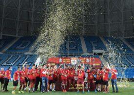 Prima lovitură financiară dată de CFR Cluj după câștigarea titlului