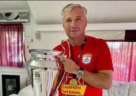 Dan Petrescu n-a fost surprins de eliminarea Craiovei din Europa League