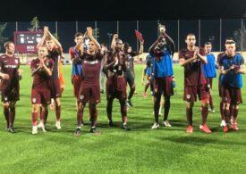 CFR Cluj a pierdut doi jucători pentru meciul cu FC Botoșani