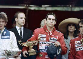 Ayrton Senna, desemnat cel mai rapid pilot din istoria Formulei 1