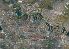 """PUZ Sector 2 a fost adoptat """"pe ușa din dos"""", cu o lună înainte de alegeri: Dispar 30 de hectare de spațiu verde, apar blocuri și mai mari"""