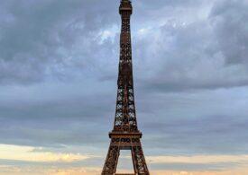 Parisul intră în stare de alertă maximă, din cauza numărului mare de cazuri de COVID-19