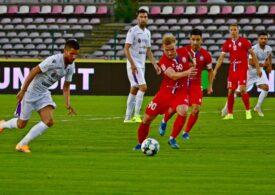Liga 1: FC Botoșani se impune după un meci spectaculos