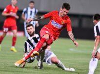 FCSB s-a calificat în turul trei preliminar din Europa League, după un meci nebun cu 21 goluri!
