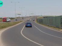 Două accidente soldate cu doi morţi au blocat Autostrada Bucureşti-Piteşti