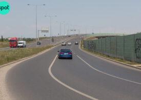 Lucian Bode promite că în septembrie vom circula pe încă 25 de km din Autostrada Transilvania. Inițial spunea că în august