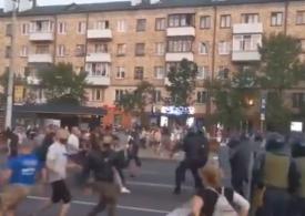 A patra noapte de proteste anti-Lukaşenko: Încă un om a murit, peste 6.000 au fost arestați